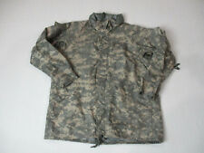 USA Army Cold Weather Parka Jacket Adult Large Green Digital Camo Camoflauge Men