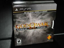 God of War: Ghost of Sparta (Sony PSP) BRAND NEW! God of War: Ghost of Sparta!