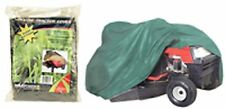 """DELUXE RIDING LAWN MOWER COVER 78""""X30""""X48"""" GREEN TEAR RESISTANT MAXPOWER 334510"""