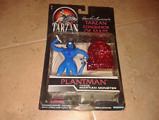 "Rare ""Tarzan The Epic Adventures"" figure  Plantman Vicious Martian Monster!!!!"