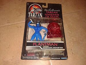 "Rare ""Tarzan The Epic Adventures"" figure  Plantman Vicious Martian Monster!!!!"