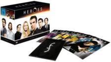 Heroes: Die komplette Serie - Season 1-4  (23 DVDs)