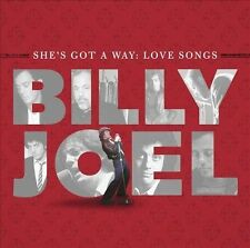She's Got a Way: Love Songs by Billy Joel (CD, 2013, Sony Music Distribution...