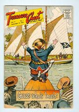 Treasure Chest Volume 17 #1 September 1961 G