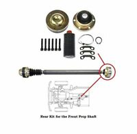 Driveshaft Propeller Shaft Rear CV Joint Repair Kit Fits Mustang 4x4 w/ Warranty