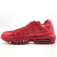 Nike Sportswear Air Max 95 Triple Red CQ9969-600 Men's 7.5-13