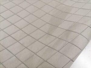 AUTO STOFF SUEDE ALCANTARA DIAMOND Auto Dachhimmel Stoff SCHWARZ mit 3mm