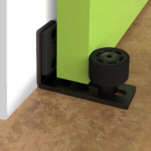 1PCS Floor Guide for Sliding Barn Door Hardware Kit Wall-mounted Adjustable