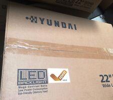 """Hyundai P227dp 21.5"""" Led Lcd Monitor - 16:9 - 5 Ms - Adjustable Display Angle"""