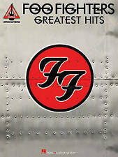 Foo Fighters: Greatest Hits (Guitar Recorded Versions) by Foo Fighters, NEW Book