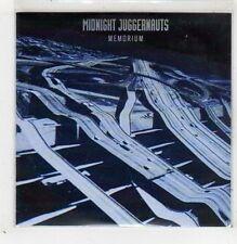 (GB539) Midnight Juggernauts, Memorium - 2013 DJ CD