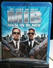 Men In Black (Blu-ray Disc, 2008) Used Once - Free Shipping - Will Smith