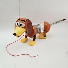 """Vintage Slinky Dog Toy Story 15"""" Pull Toy Disney Pixar"""