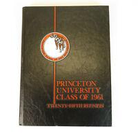 1986 Princeton University Reunion Yearbook - Class of 1961 Vintage New Jersey NJ