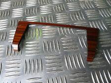 MERCEDES 190 190E W201 84-93 centre console cendrier Surround Wood Trim Cover