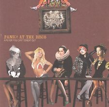 PANIC! AT THE DISCO : A FEVER YOU CAN'T SWEAT OUT / CD - TOP-ZUSTAND