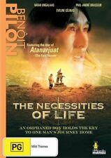 Necessities Of Life The (DVD, 2010) // subtitles // category stickers on sleeve