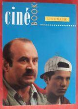 Book cine book super mario hachette 1993 *