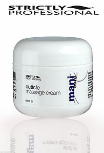 STRICTLY PROFESSIONAL (BELLITAS) CUTICLE MASSAGE CREAM 60ML ***FREE POSTAGE***