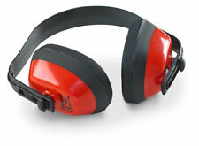 B-Brand Economy Ear Defender Red SNR27 BBED