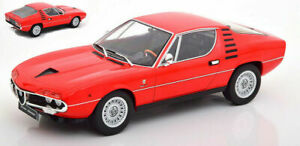 1:18 KK SCALE 1970 ALFA ROMEO MONTREAL RED *NEW* LIMITED EDITION OF 750