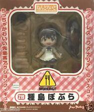 Used Max Factory Nendoroid Working Popura Taneshima PVC PAINTED