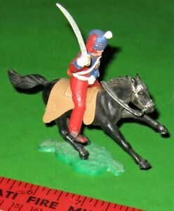 VINTAGE TIMPO NAPOLEONIC WARS MOUNTED FIGURE IN EXCELLENT CONDITION.....4