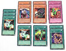 YuGiOh! Yu-Gi-Oh! Lot of 13 RARE Cards LON Labyinth of Nightmare Unlim. NM LIST