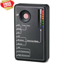 Rd-30 Hidden Camera Scanner Bug Detector Device Anti Spy Counter Surveillance