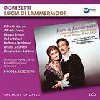Nicola Rescigno - Donizetti Lucia di Lammermoor [CD]