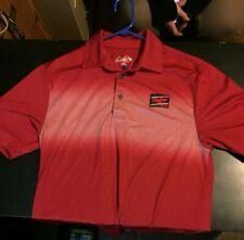 Arnold Palmer Golf Shirt Rawlings Logo on front, size medium.  00004000