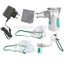 Ultraschall Inhalationsgerät Mini Vernebler Inhalationsmaske Erwachsene Kinder