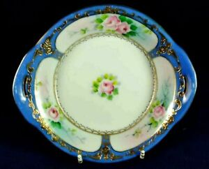 VINTAGE JAPANESE NUT/CANDY BOWL c. 1910-25 - STUNNING COLOURS
