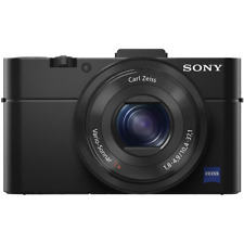 A - Sony Cyber-shot RX100 II Digital Camera