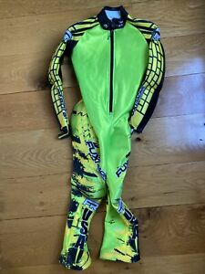 FUXI padded GS Ski Racing race suit Youth S