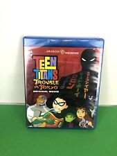 Teen Titans: Trouble In Tokyo The Original Movie With The Lost Episode Special