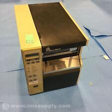 ZEBRA 170XI-II LABEL MACHINE 170XIII THERMAL TRANSFER PRINTER USIP