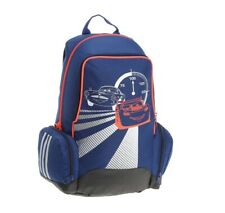 adidas Disney Backpack Cars SCHOOL GYM TRAVEL BAG 19 LITERS NEW