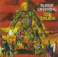 THE DRUIDS - BURNT OFFERING (New & Sealed) CD Reissue