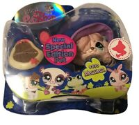 Littlest Pet Shop 2009 Special Edition Mop Dog Figure #830~New In Box~