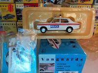 Vanguards 1/43 Morris Marina 1800 Essex Police