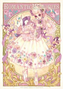 "Original Illustration Doujinshi "" ROMANTIC MEMORIES "" Sakizo"