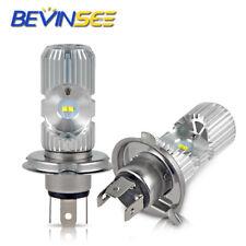 2PCS H4 9003 LED Headlight Bulb For Honda VT1300CX Fury 10-14 VTX1300 VTX1800C