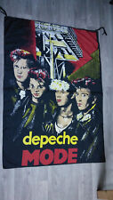 Depeche Mode band vintage music rock synth electro banner FLAG