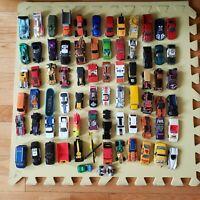 Diecast Cars LOT - Vehicles - Hot Wheels - Matchbox - Masito - Mattel - Lesney..