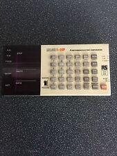 Mitsubishi Melsec F1-20P Programming Unit