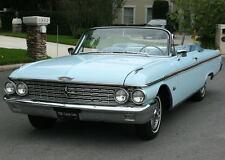 1962 Ford Galaxie XL500 CONVERTIBLE - 390 V-8