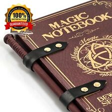 Magic Wand Pencil and Notepad Set 90 Paper Sheets Spell Book Harry Potter Wizard