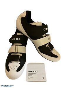 Giro Apeckx II Shoe - Men's White/Black 11.5/45.5 New