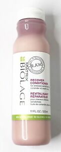 Matrix Biolage RAW Recover Conditioner Anti Frizz Treatment for Damaged Hair
